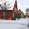 Heilgeistkloster im Schnee