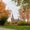 Marienkirche im Herbst
