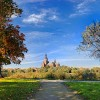 St. Marien im Herbst