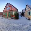 Heilgeistkloster im Winter