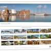 Panoramakalender Stralsund 2014